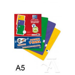 PACK 3 LIBRETAS OXFORD 48H...
